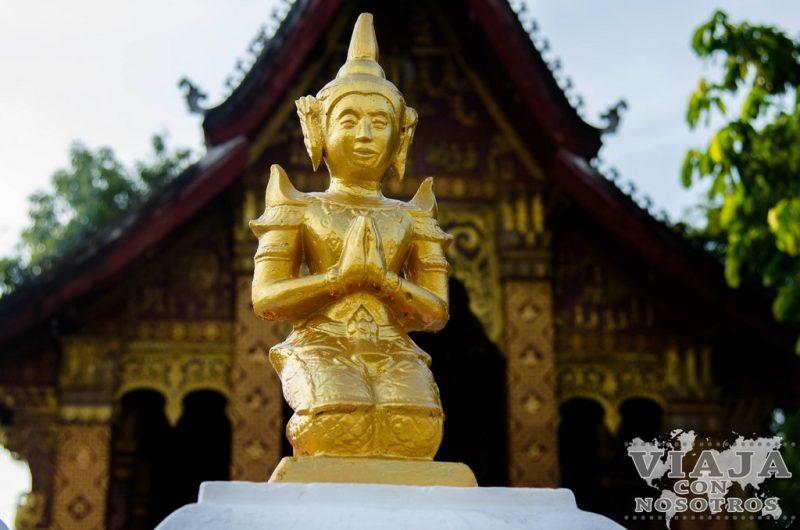 Templo Wat Phaphay Luang Prabang