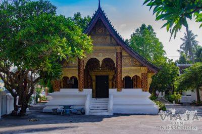 Los templos de Luang Prabang que no te puedes perder