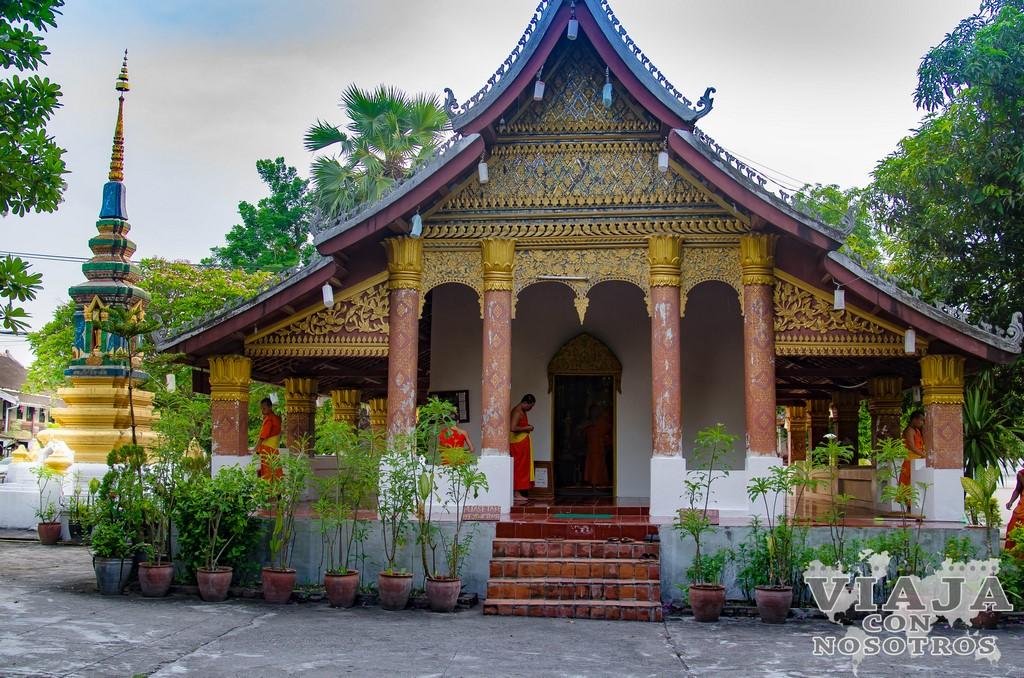 Templo Wat Sop Sickharam Luang Prabang