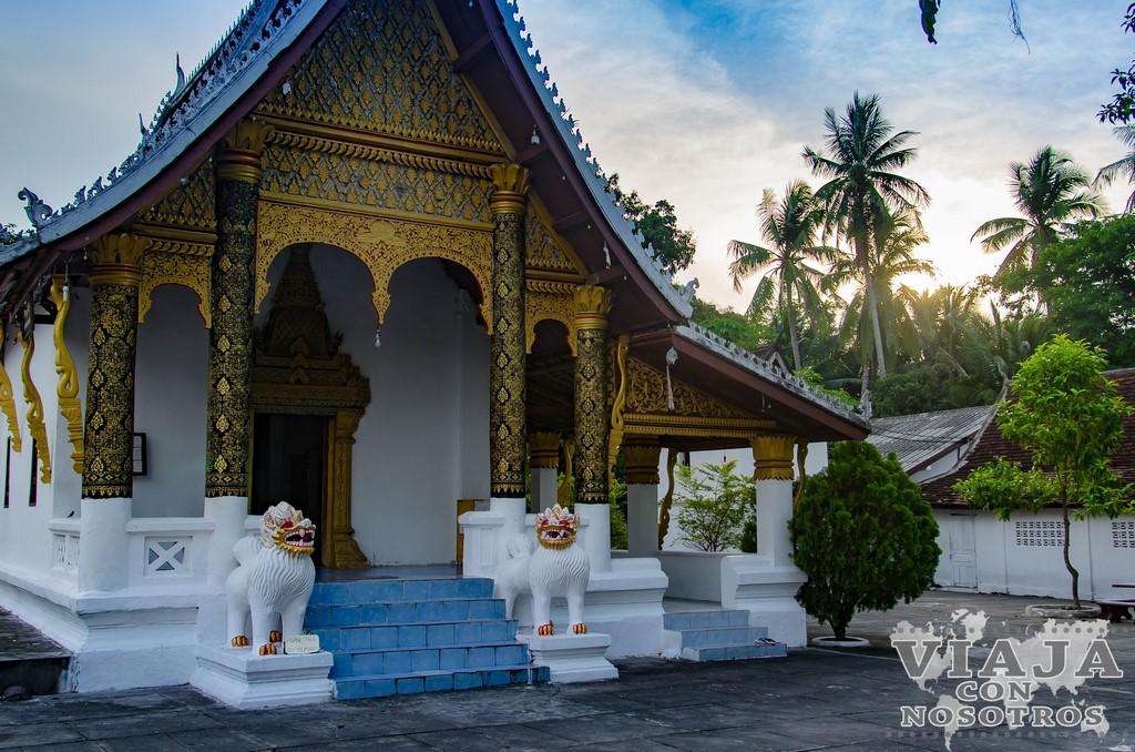 Wat Syrimoungkoun Xaiyaram Luang Prabang