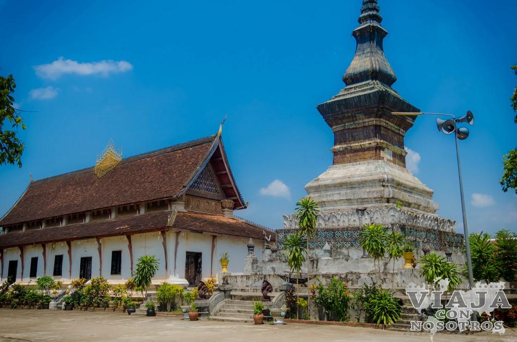 Wat Tat Luang Luang Prabang
