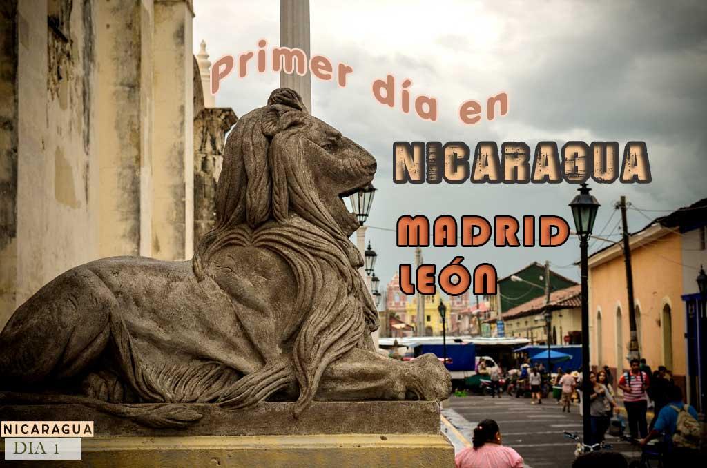 Como llegar a León Nicaragua