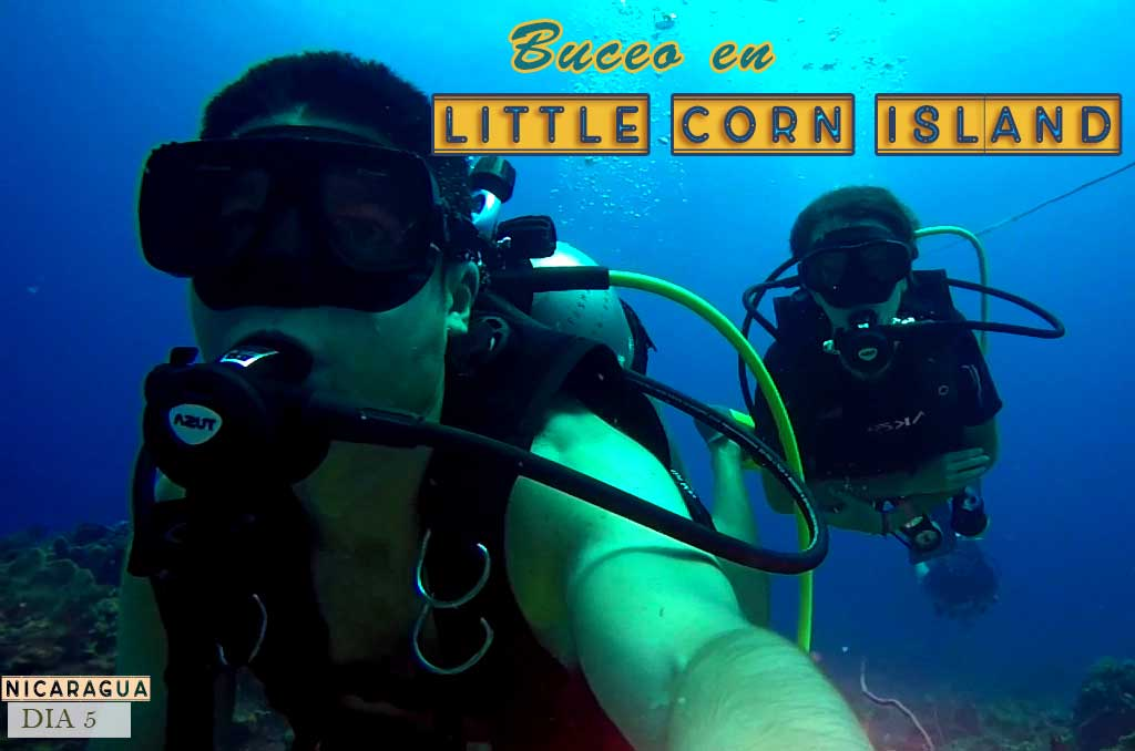 Consejos para bucear en Little Corn Island