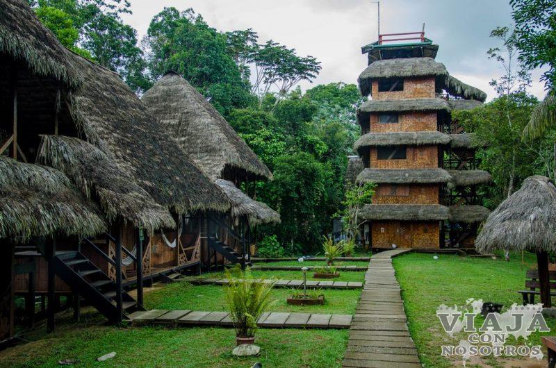 Hotel Caiman ecolodge Reserva de Cuyabeno