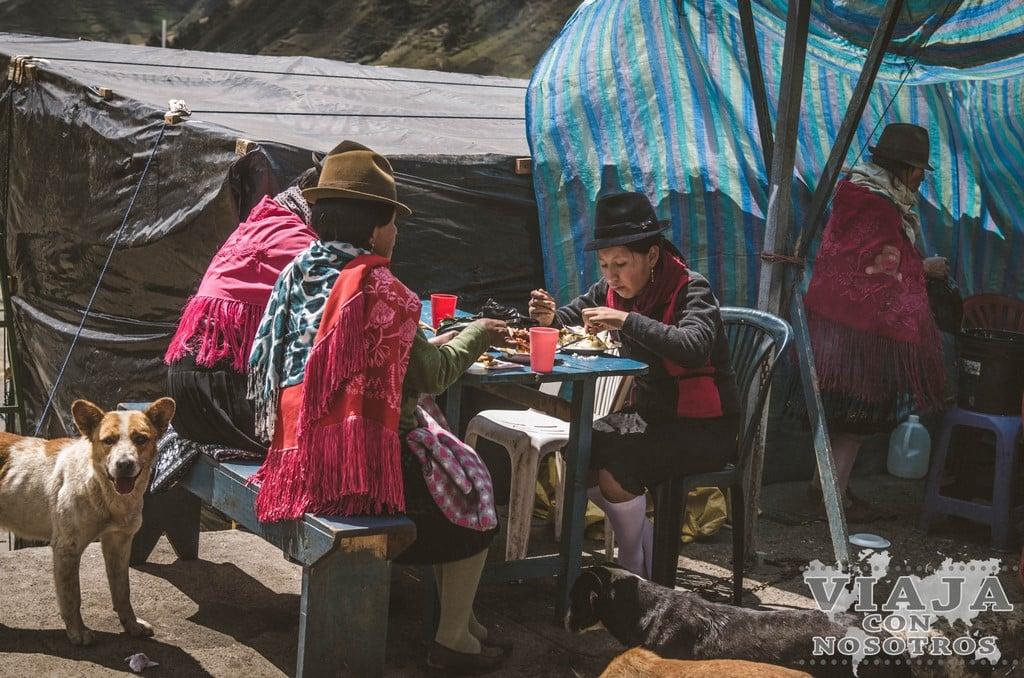 Platos típicos que comer en Ecuador