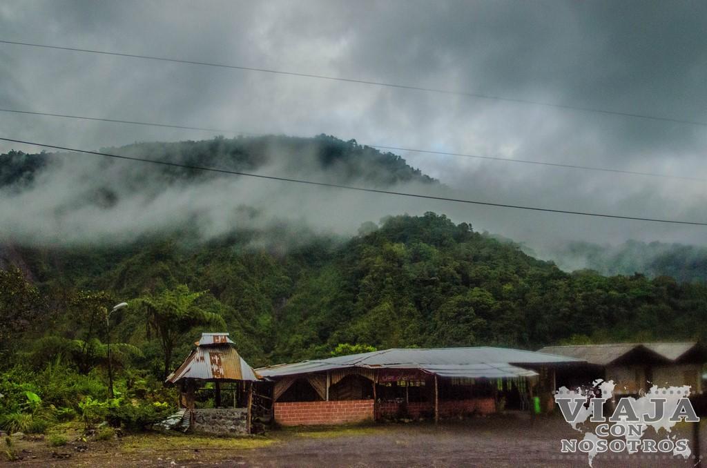 Donde alojarse en Latacunga