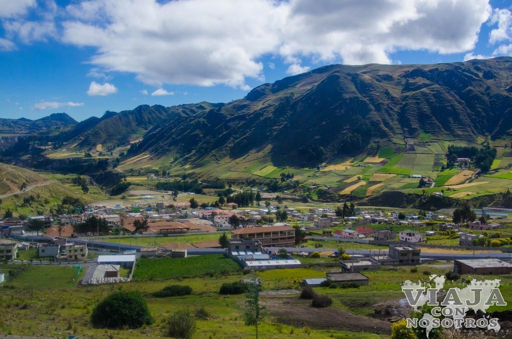 Que ver en los alrededores de Latacunga