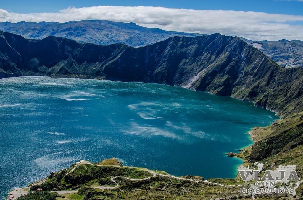 Cuanto se tarda en llegar a la Laguna de Quilotoa desde Latacunga