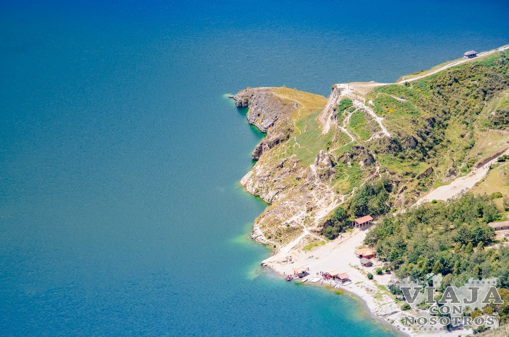 Guía para visitar la Laguna de Quilotoa