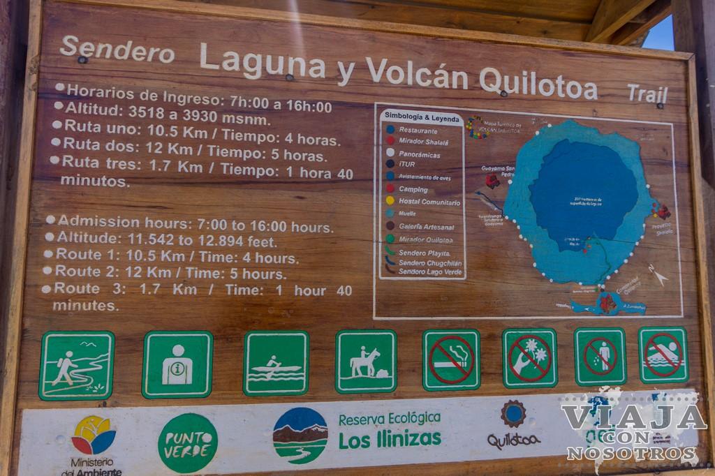 Que hacer en la Laguna de Quilotoa