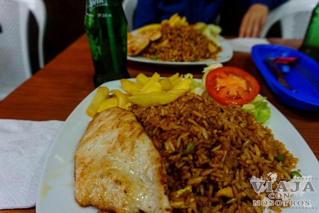 Que comer en Latacunga