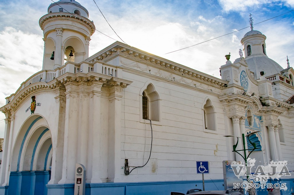 Iglesia de la Merced de Latacunga