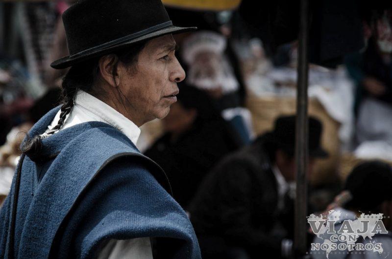 Que comprar en el mercado de Otavalo