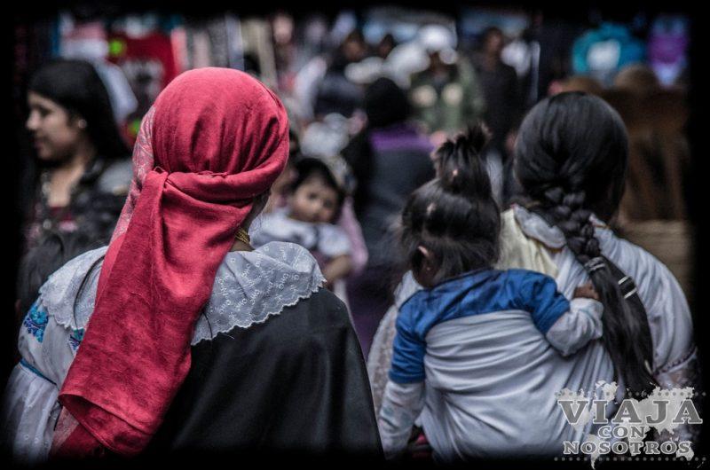 Las mejores imágenes del mercado de Otavalo