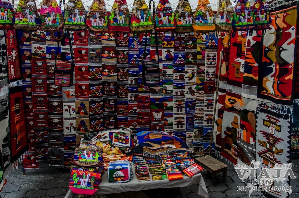 Horario de autobuses a Otavalo