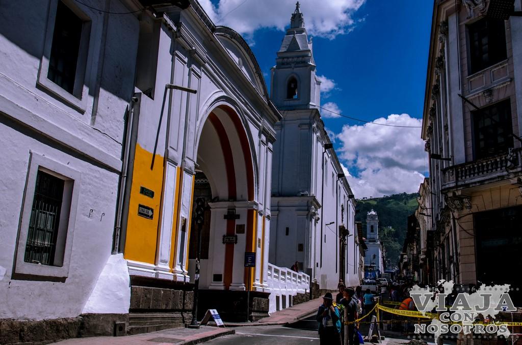 Arco de la Reina de Quito