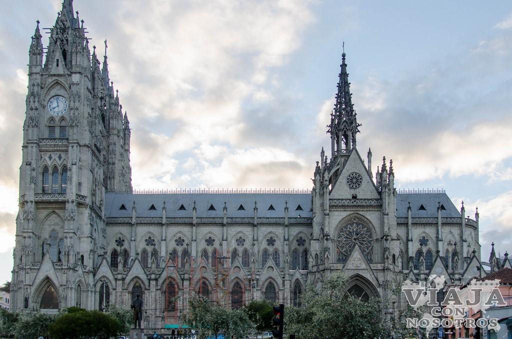 Basílica Voto Nacional de Quito