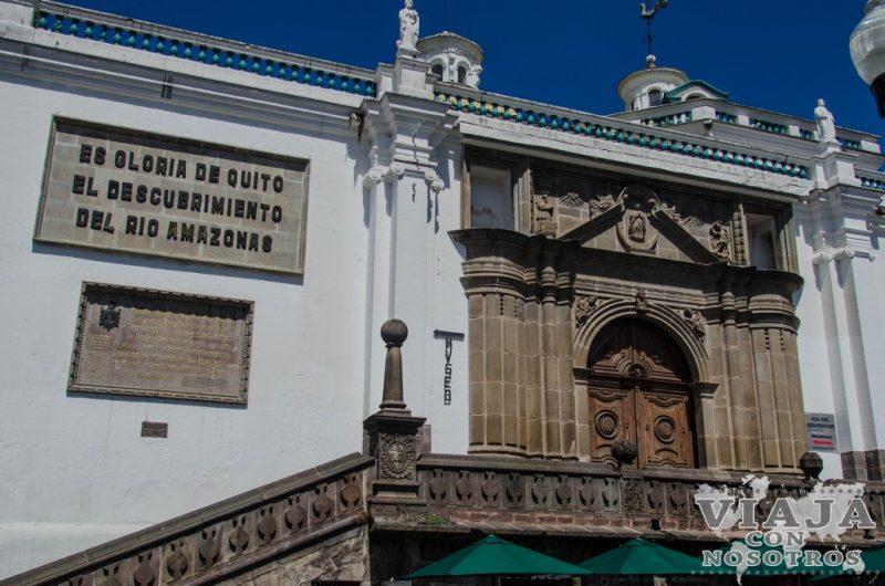 Lugares imprescindibles para ver en Quito