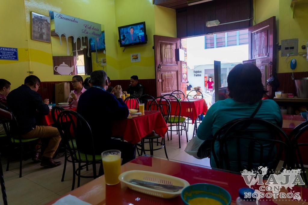 Que comer en Quito