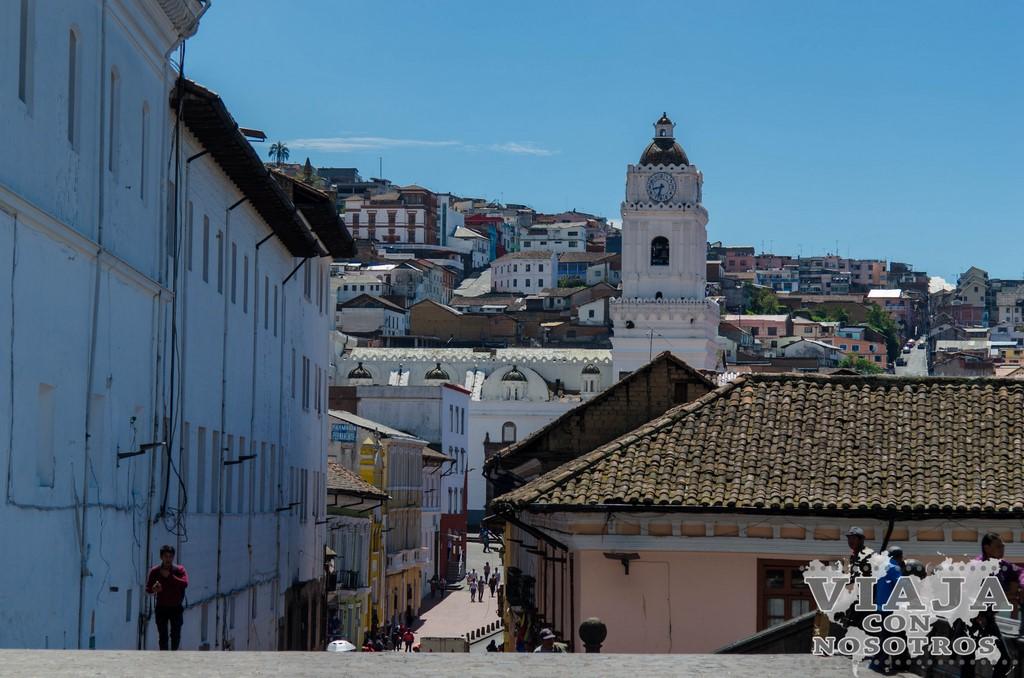 Lugares menos turísticos de Quito