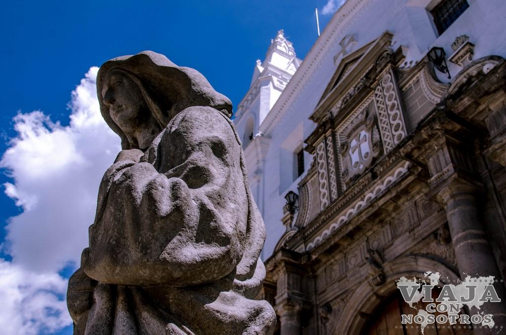 Iglesia Carmen Alto de Quito