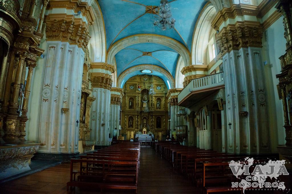 Hoteles más económicos de Quito