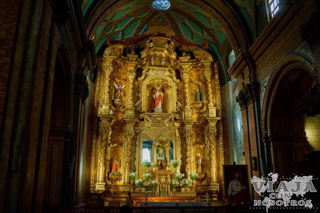 Ruta para visitar Quito
