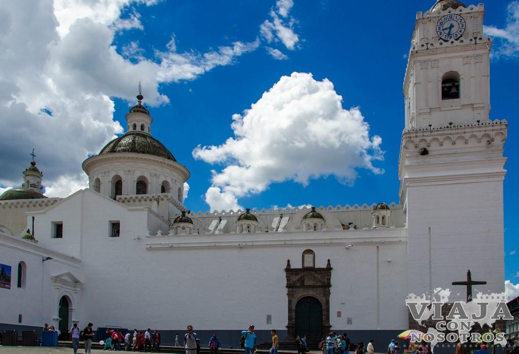 Iglesia de la Merced de Quito