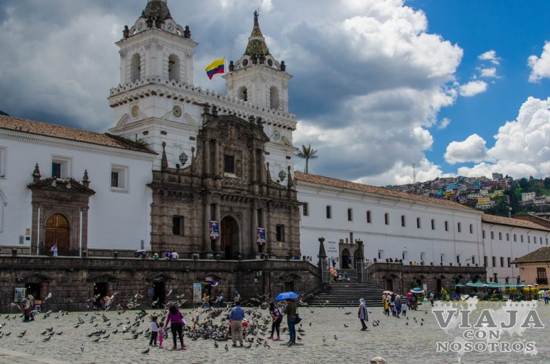 Mejor recorrido para ver Quito