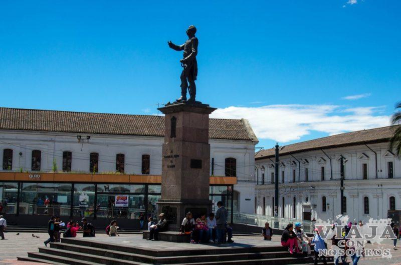 Es seguro visitar Quito