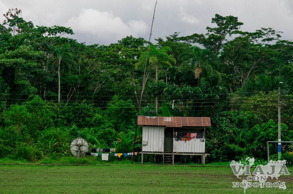 Donde contratar tour Reserva de Cuyabeno