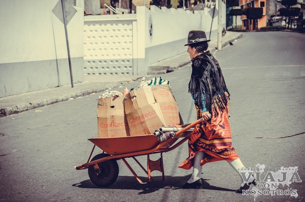 Que día es el mercado de Zumbagua
