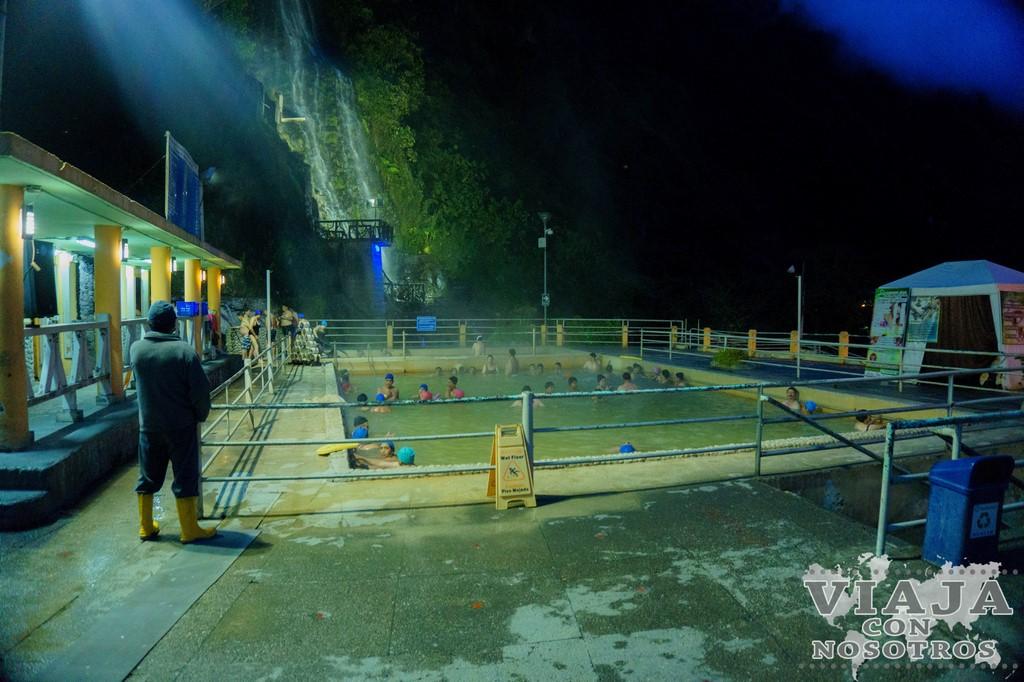 Las mejores aguas termales de Baños de Agua Santa