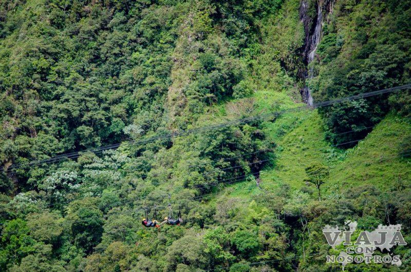 Cascada la Culebrilla de Baños