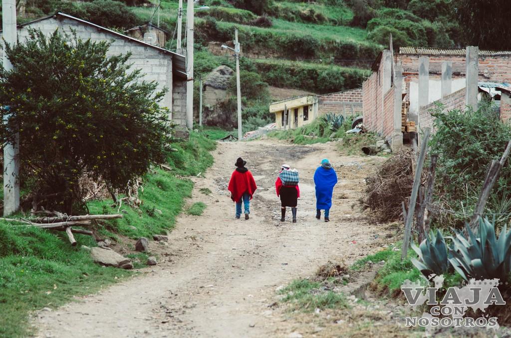 Que ver en los alrededores de Riobamba