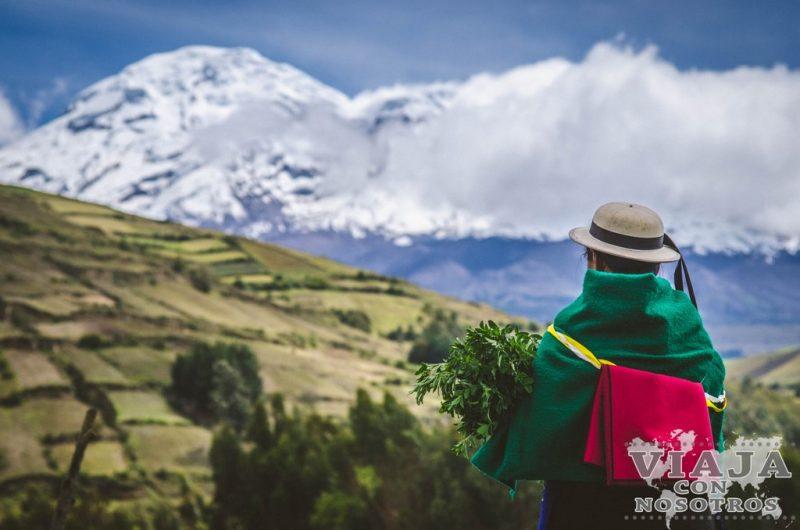 Como llegar al Volcán Chimborazo