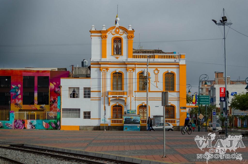 Autobuses de Riobamba a Baños de Agua Santa
