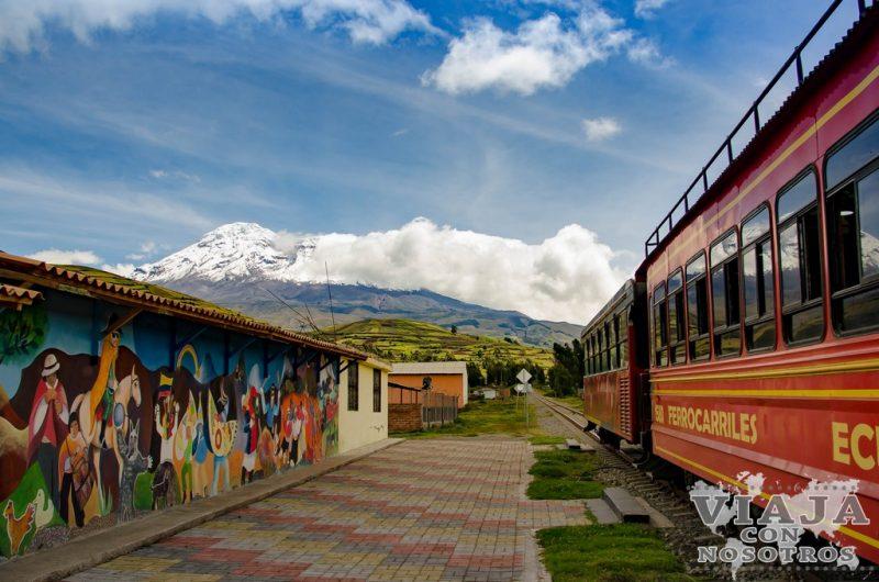 Ascensión al Volcán Chimborazo