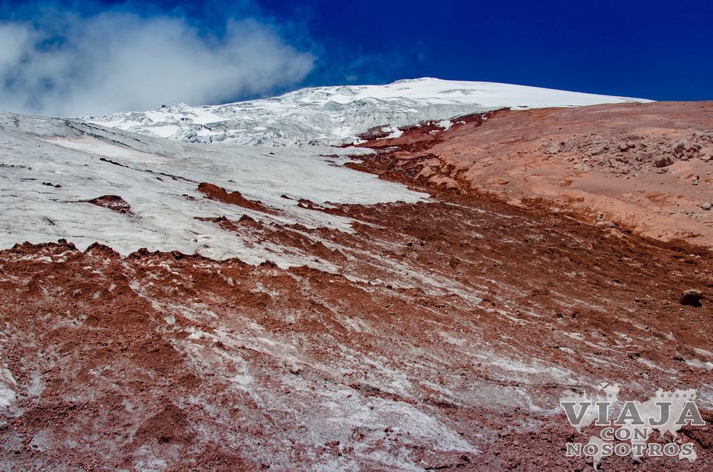 Como subir al Volcán Cotopaxi