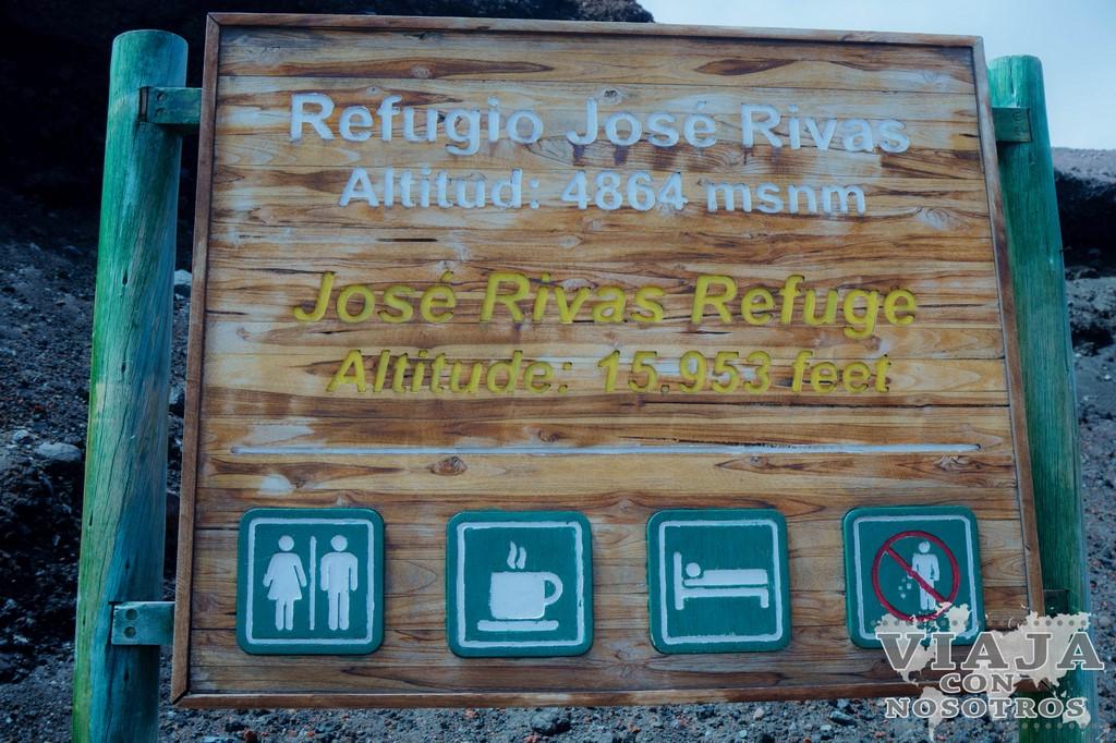 Refugio Jose Rivas Cotopaxi