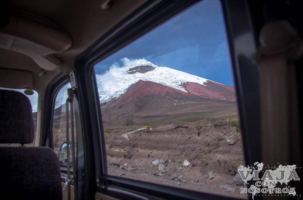 Cuanto se tarda en llegar de Latacunga a Riobamba
