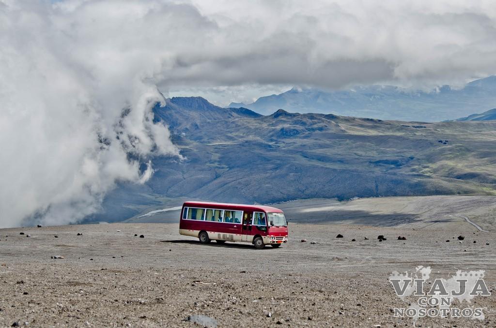El mejor itinerario para viajar a Ecuador