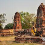 Kanchanaburi, Puente sobre el río Kwai y Ayutthaya