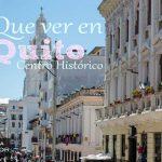 MADRID - QUITO: Centro Histórico