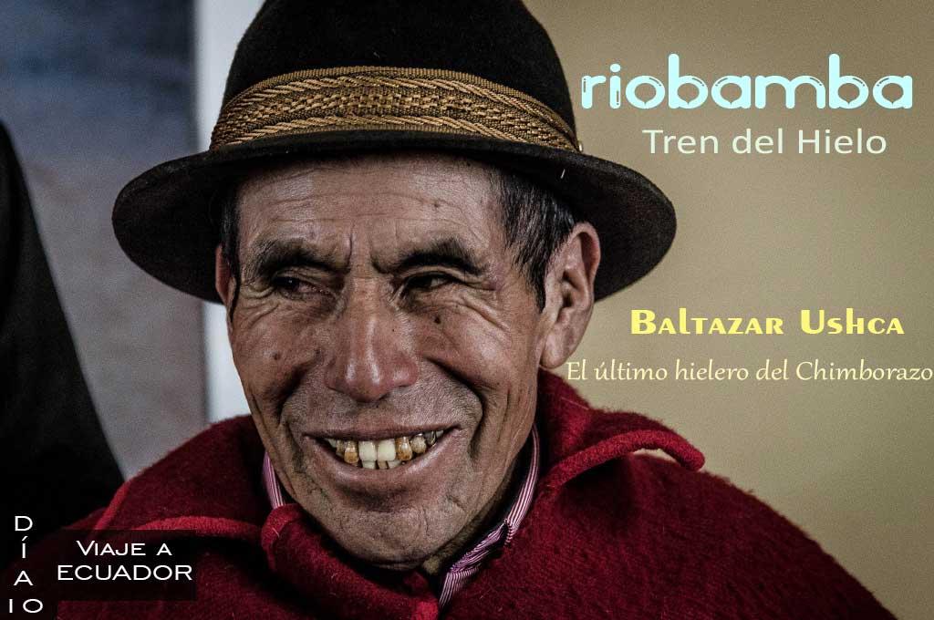 Como ir de Riobamba a Baños de Agua Santa en transporte público y tren del hielo