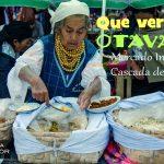 Quito: Otavalo, mercado Indígena, Cascada de Peguche