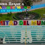 QUITO - NUEVA LOJA: Ciudad Mitad del Mundo, Volcán Pululahua