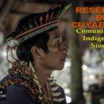 RESERVA DE CUYABENO: Comunidades Indígenas Siona