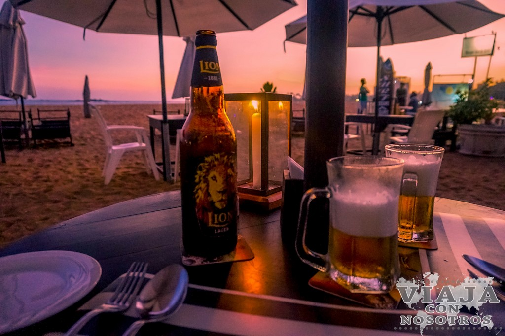 Cerveza Lion Sri Lanka