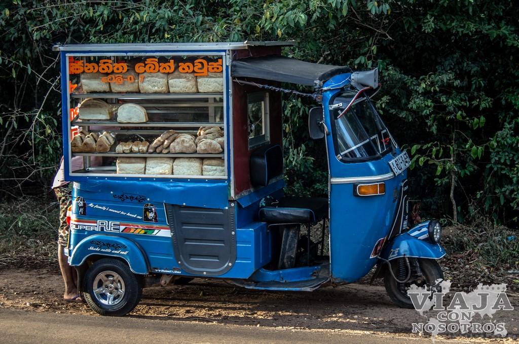 Recomendaciones para comer en Sri Lanka